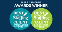TeamSoft Wins ClearlyRated's 2020 Best of Staffing Client and Talent Satisfaction Awards for Service Excellence