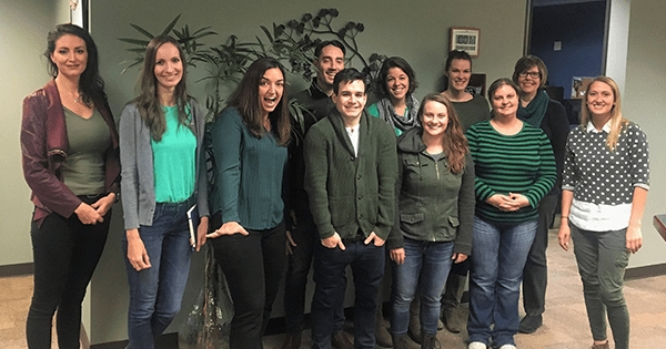 TeamSoft and Visiont Wear Green for National Runaway Prevention Month