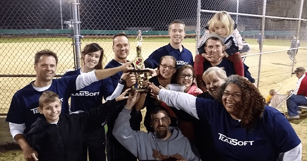 TeamSoft's Fall 2015 Softball League